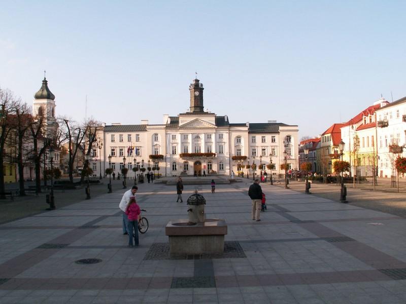 Płock Stary Rynek