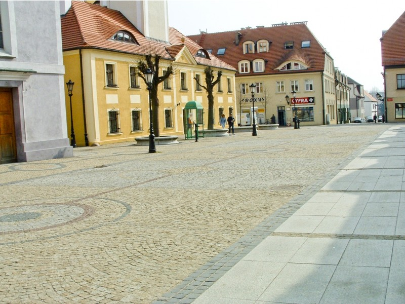 Polkowice - Rynek