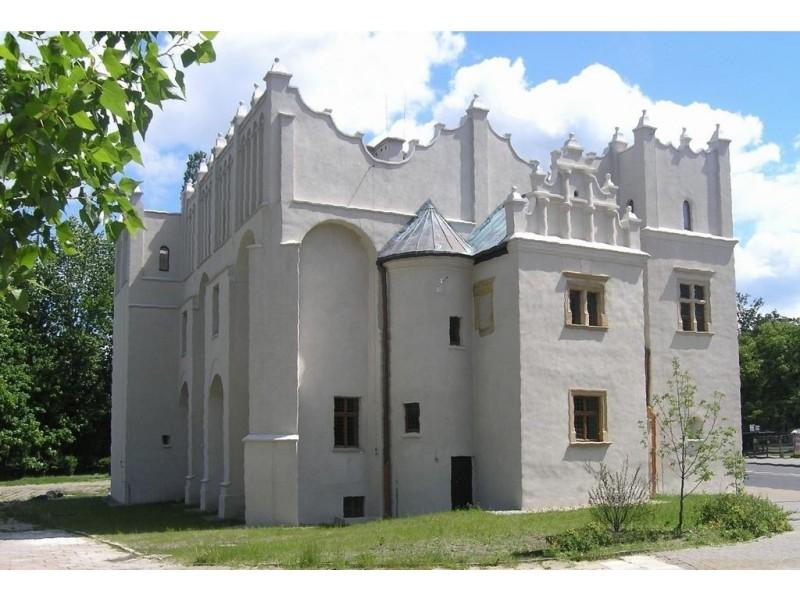 Pabianice-zamek