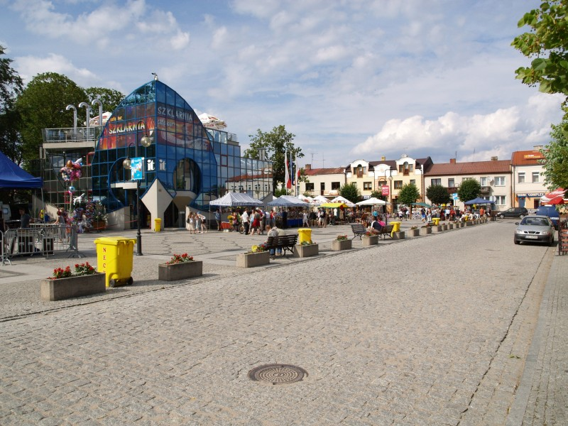 Centrum Augustowa