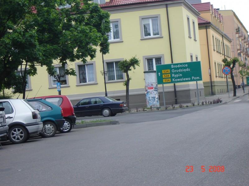 Golub-Dobrzyń - centrum