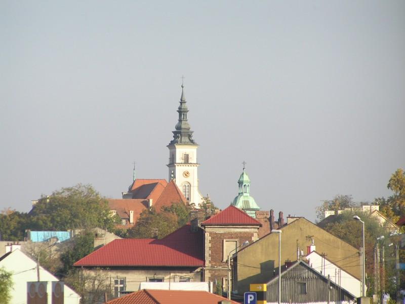 Wieliczka-Kościół św. Klemensa