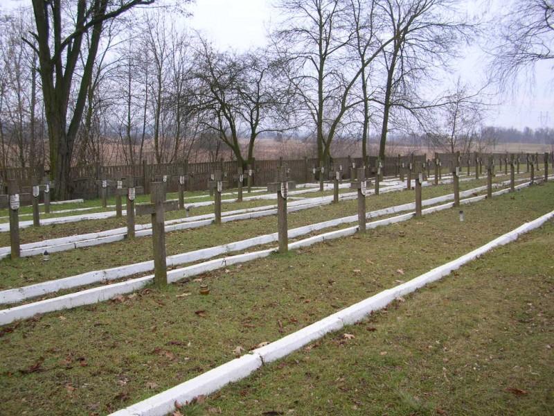 Cmentarz Wojenny Balonna