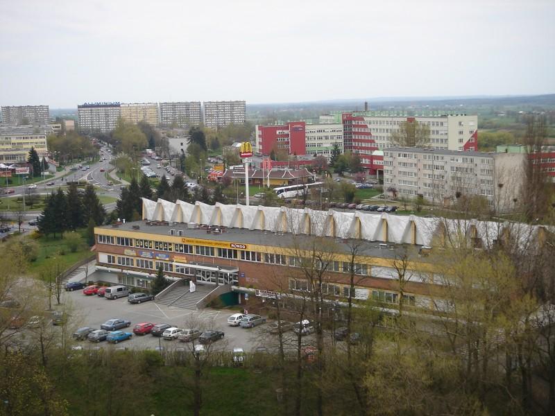 Hala Sportowa Rondo w Koninie
