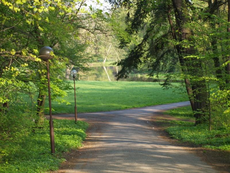 Park Pszczyna