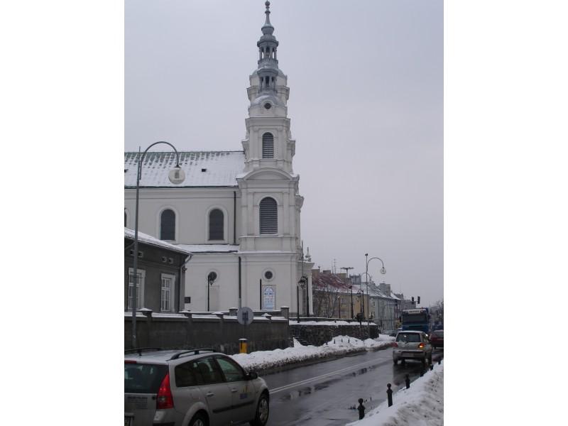 Plac 3-go Maja - Kościół Św.Lamberta