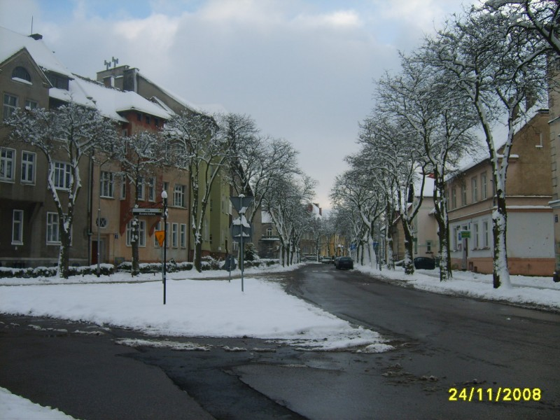 Szczecinek ul.Limanowskiego