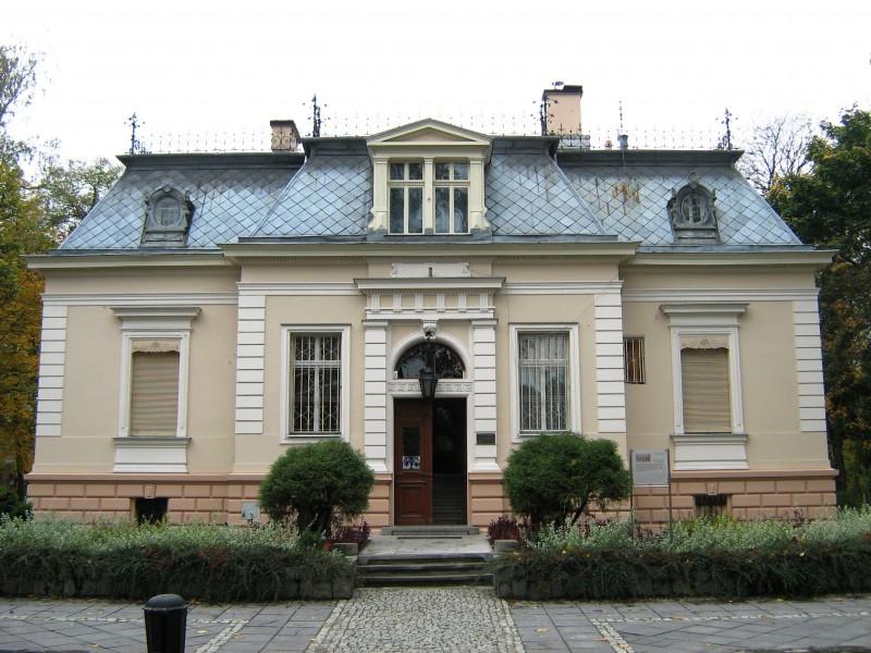 Muzeum - park - Żyrardów