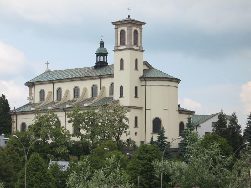 kościół p.w.N.M.P.