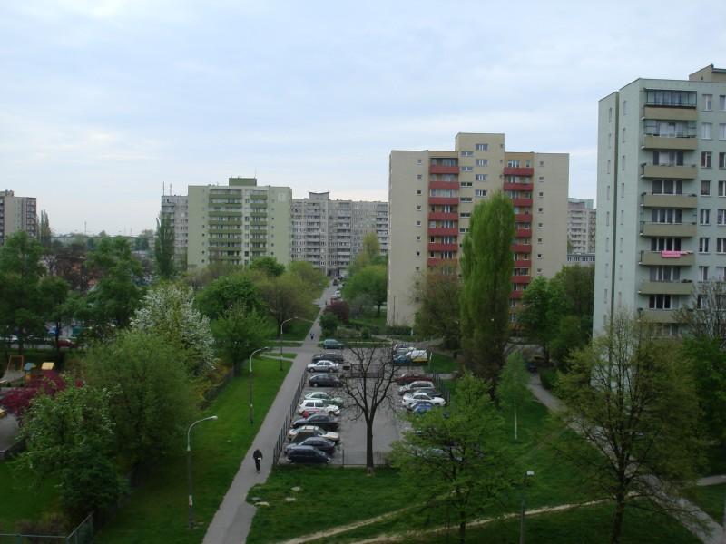 Warszawka -maj