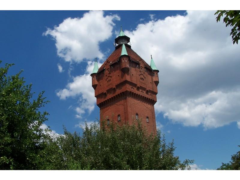 Śrem - Wieża Ciśnień