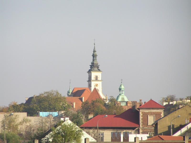 Wieliczka - Kościół św. Klemensa