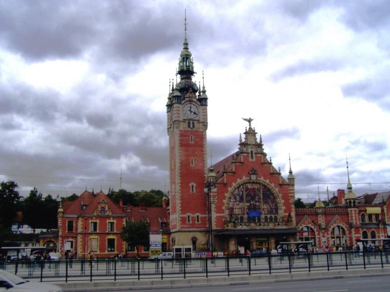 Gdańsk - Dworzec PKP