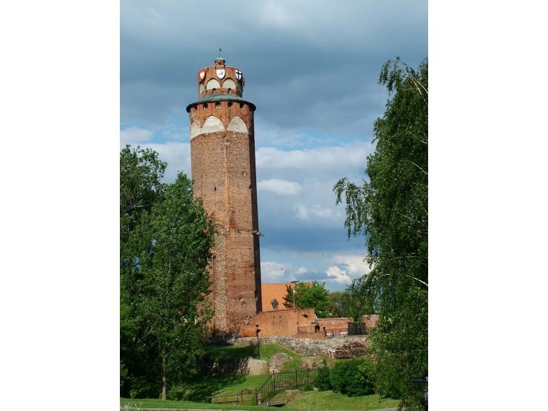 Wieża w Brodnicy