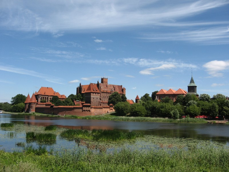 Zamek i kościol św.Jana