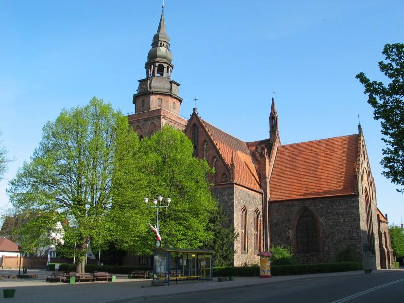 Gryfino Kościół