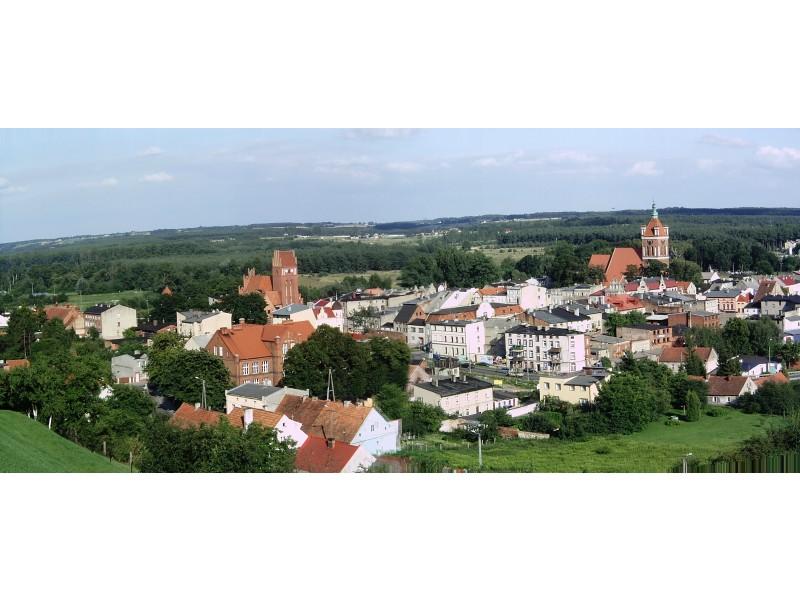 Golub - Dobrzyń, Panorama Miasta