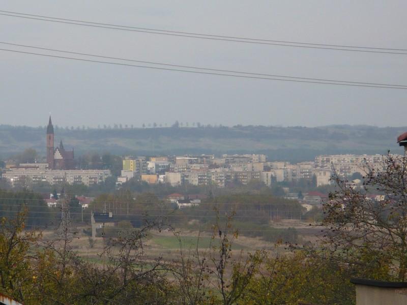 Panorama Miasta Myszkowa