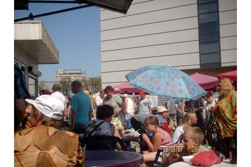 Rynek Bałucki.