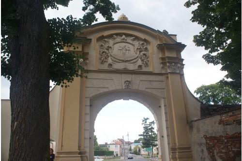 Brama Piastowska