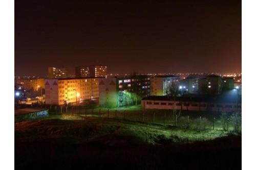 Tarpno nocą