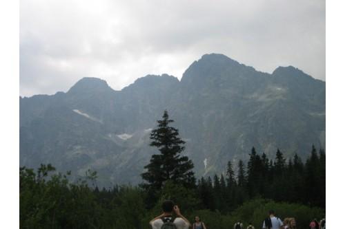 szlak nad Morskie Oko