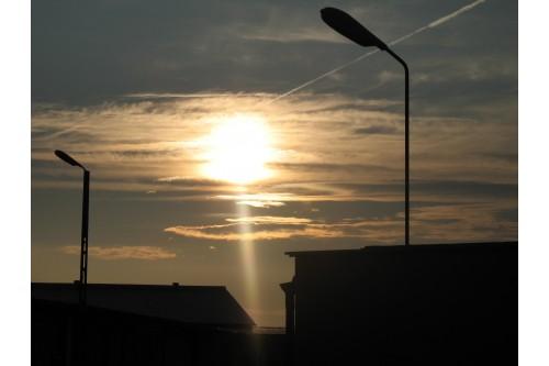 Zachud Słońca