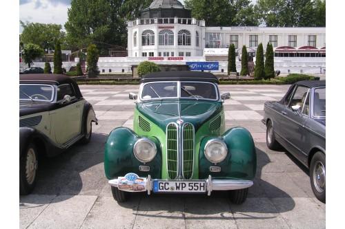 Wystawa BMW Sopot
