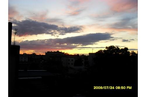 niebo nad krotoszynem