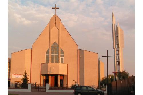 Kościół na Majówce