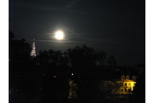 Morąg Nocą