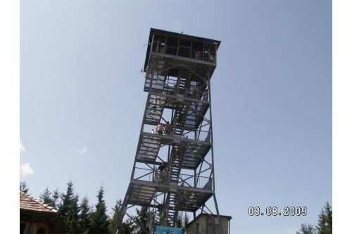 wieża na czantorii