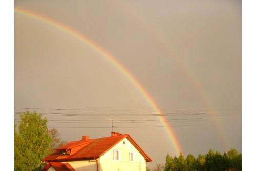 kiedyś po deszczu :)