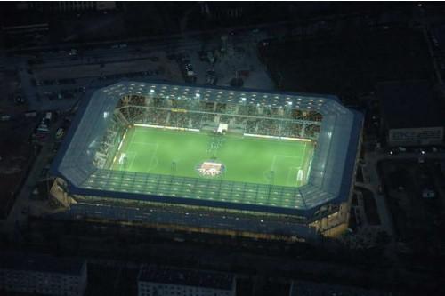 stadion korony