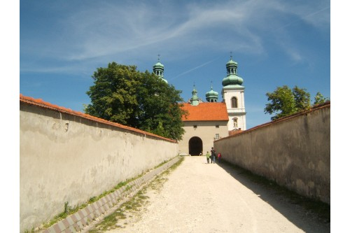 Klasztor oo. Kamedułów-Biela
