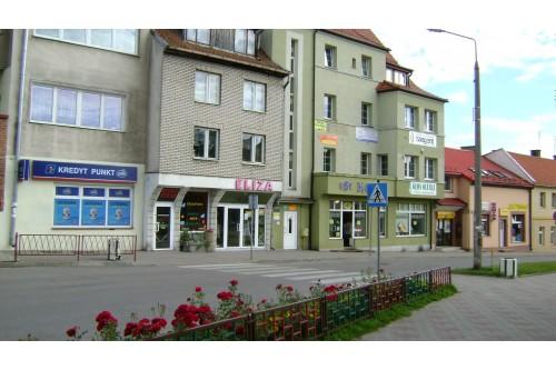 Olecko -centrum