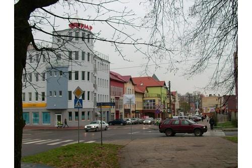 Ul.Szczecińska