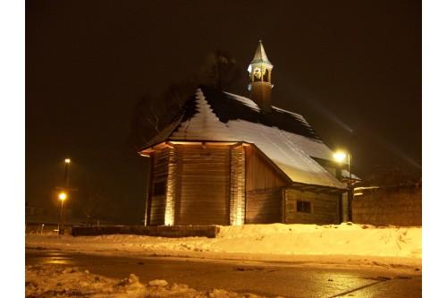 kościółek św. Anny