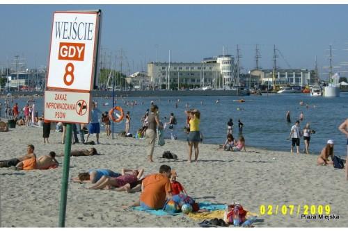 Plaża Miejska 2009