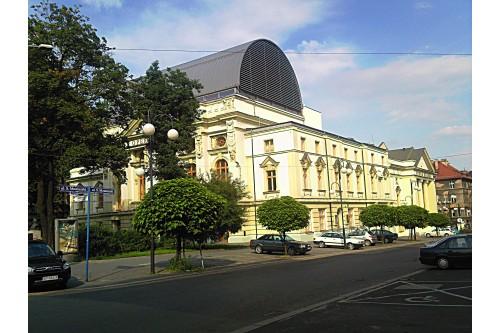 Ul. Moniuszki_Opera Śląska
