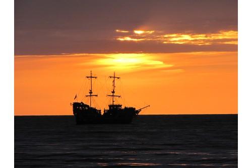 Statkiem za Słońcem