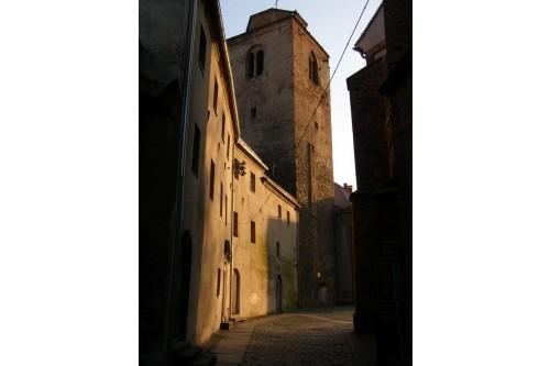 Dzwonnica przy Katedrze - Zary